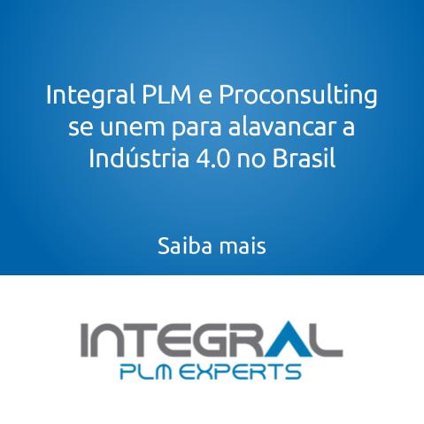 Integral forma parceria com empresa paulista e reforça presença no mercado brasileiro de PLM